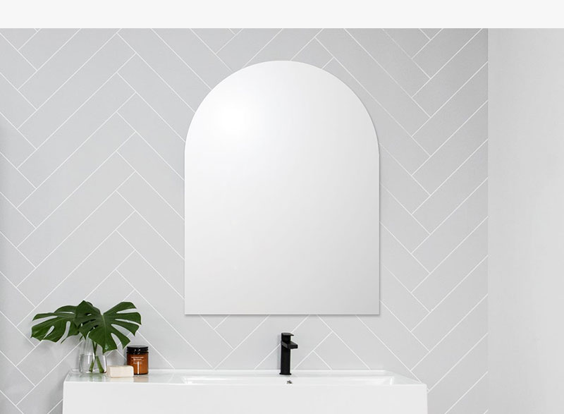 Complete your look with the latest style and trends in Arch Mirrors