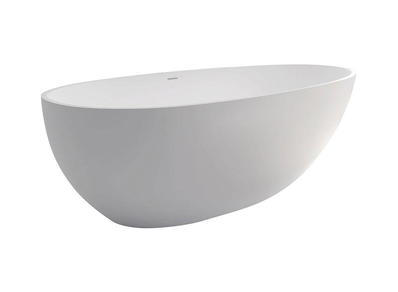 - Cast Stone Solid Surface Bath