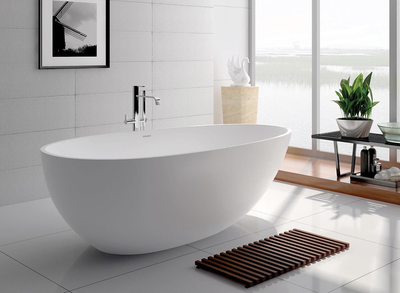 - Captivating asymetrical design