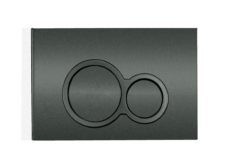 Complete your Wall Face or Wall Hung toilet with a minimalistic Flush Plate.