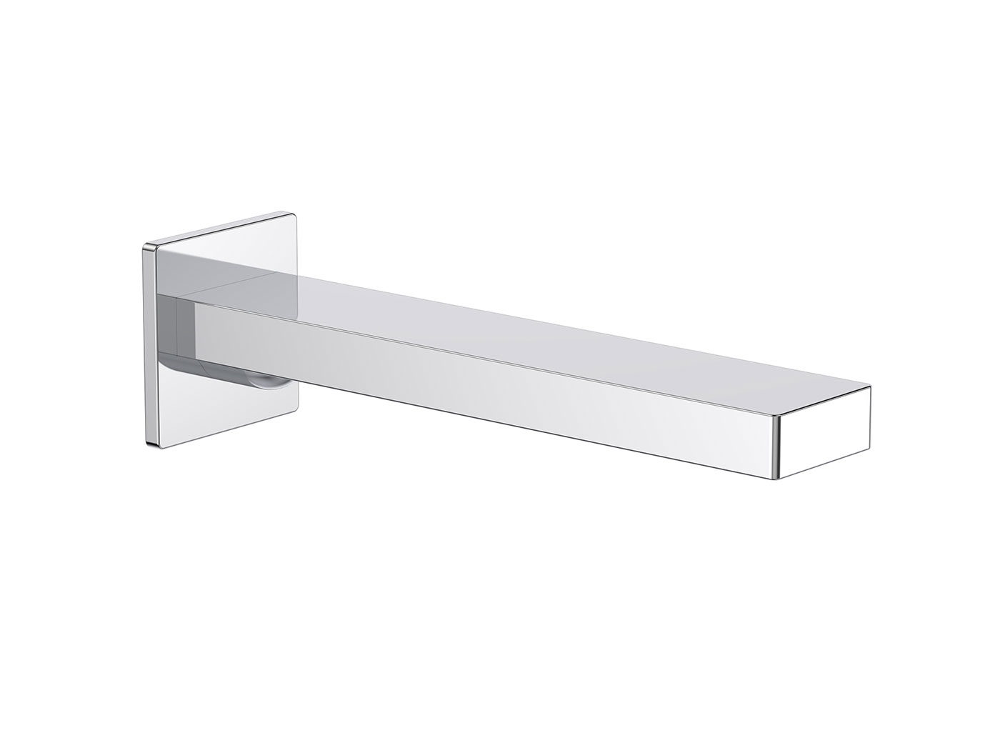 Keep it simple with Clark's Round Square basin/bath outlet.