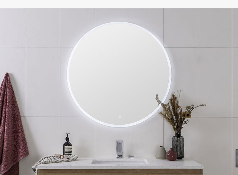 The unique design of the Shine LED mirror often makes them the centrepiece of the bathroom that attracts all the attention.