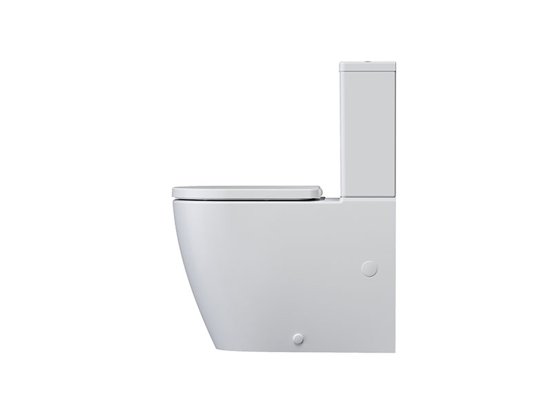 showers and tapware. Urbane II toilets feature Cleanflush technology