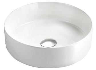 Margot basin white