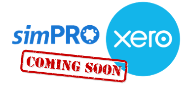 simPRO Xero Integration with Cooks Connect