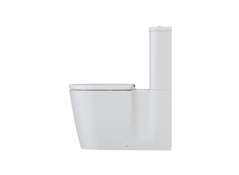 The Cube Close Coupled toilet suite gives your bathroom a new dimension. Showcasing the latest in style